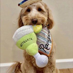 Muttgarita Dog Toy